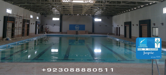 Flowmaster jopic lahore pakistan enic pk for Sport swimming pool design