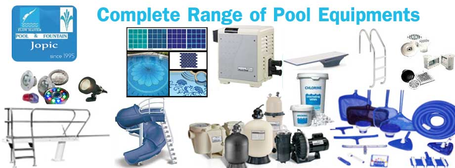Flowmaster jopic lahore pakistan enic pk for Swimming pool accessories
